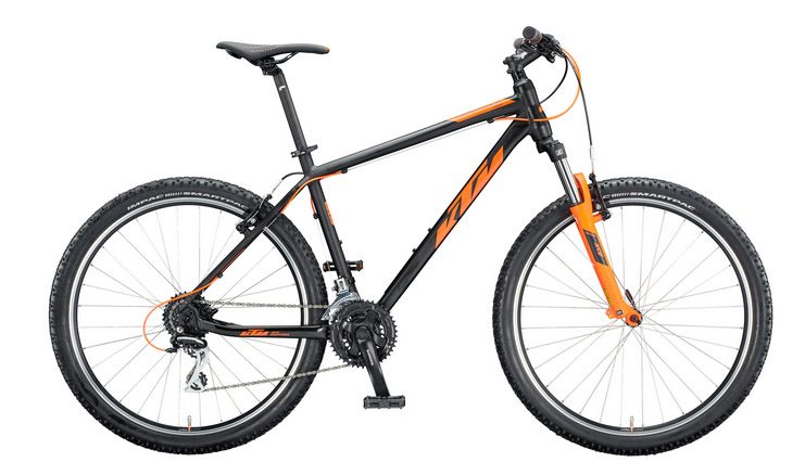 Horský bicykel KTM Chicago Classic 27 2020