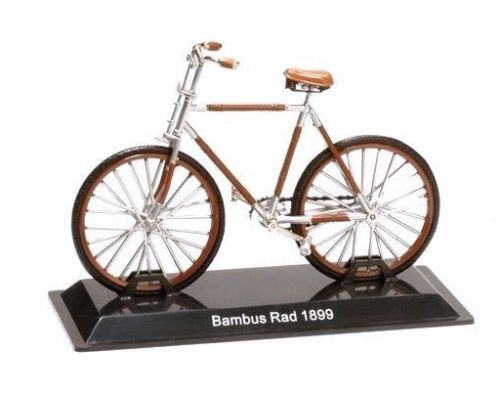 Model bicykla Bambus Rad 1899