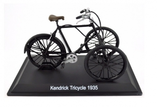 Model bicykla Kendrick Tricycle 1935
