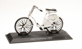 Model bicykla Lady Dropframe 1894
