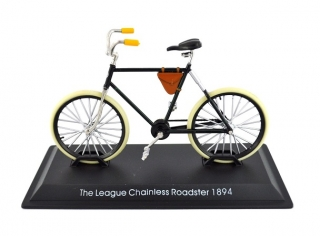 Model bicykla The League Chainless Roadster 1894