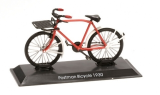 Model bicykla Postman Bicycle 1930