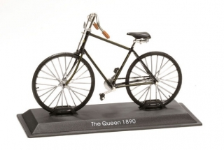 Model bicykla The Queen 1890