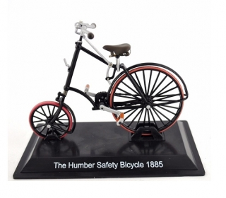 Model bicykla The Humber Safety Bicycle 1885