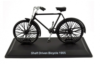 Model bicykla Shaft Drivern Bicycle 1905