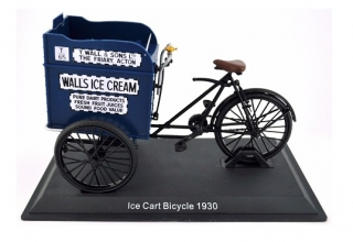 Model bicykla Ice Cart Bicycle 1930