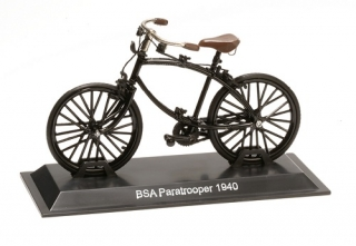 Model bicykla BSA Papatrooper 1940