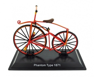 Model bicykla Phantom Type 1871