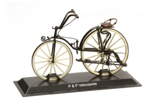 Model bicykla P & P Velocipede