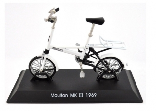 Model bicykla Moulton MK III 1969